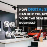 digital signage for car dealership