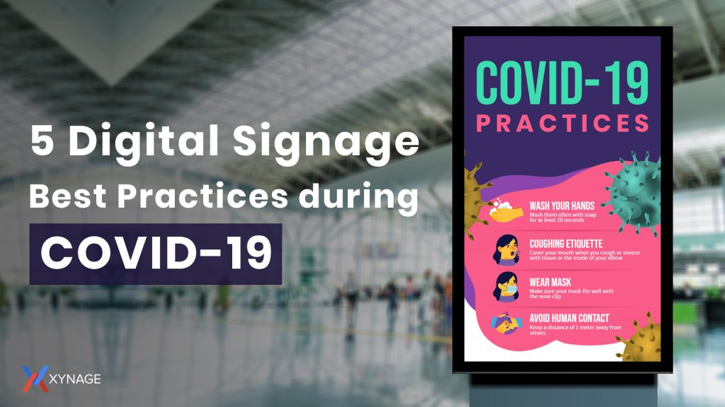 Digital Signage Best Practices